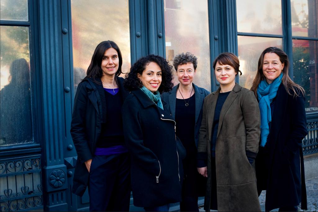 Das Weiter Schreiben Team. Foto: Heike Steinweg